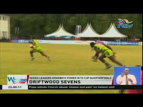 Driftwood Sevens series leaders Homeboyz power into cup quarterfinals