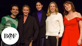Inside The Industry: How To Build A Career In Fashion | The Business Of Fashion X Topshop