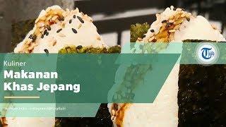 Onigiri - Makanan Khas Jepang