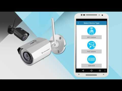 Amcrest ProHD Outdoor 3 Megapixel 2304 x 1296P WiFi Wireless IP Security Bullet Camera   IP67 Weathe