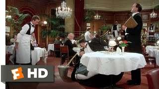 The Meaning of Life (9/11) Movie CLIP - A Bucket for Monsieur (1983) HD