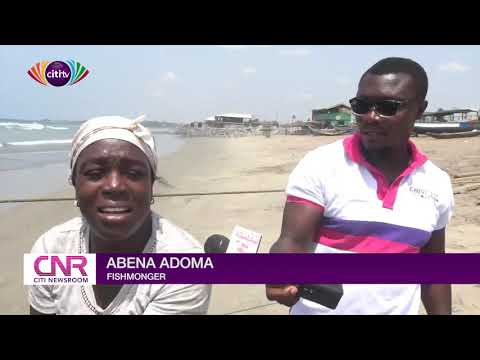 COVID-19 partial lockdown: Fisherfolk in Tema lament impact on their business