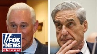 Mueller's witch hunt: Is Roger Stone next?