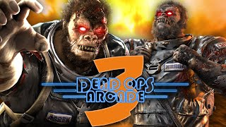 How To BEAT Dead Ops Arcade 3 & Unlock All Trophies | Black Ops Cold War Mamaback Boss Round Guide