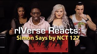 rIVerse Reacts: Simon Says by NCT 127 - M/V Reaction