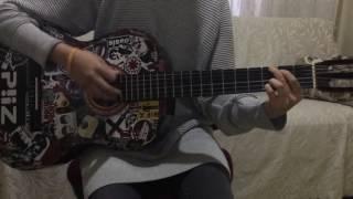 Mavi Gri - Ben Sende Yandım Gitar (Akor+Solo)
