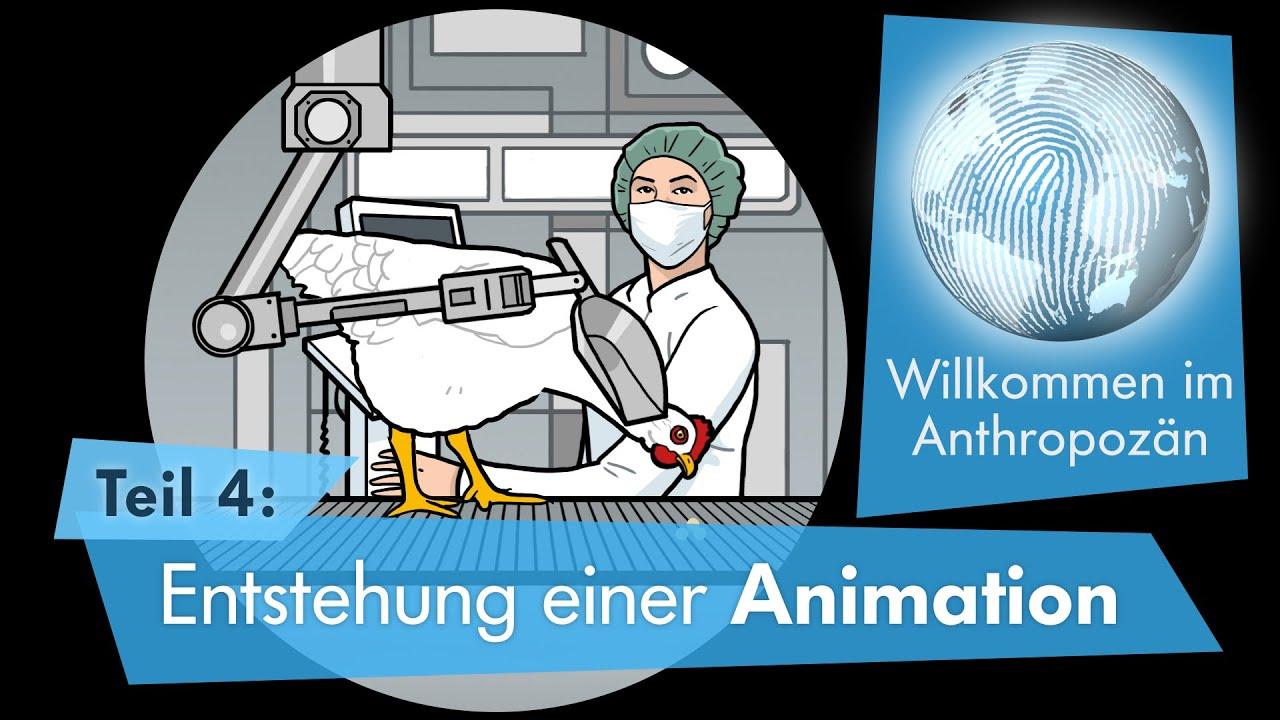 Standbild aus Erklärvideo: Doktor im OP