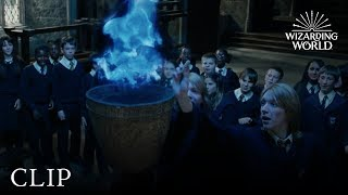 Triwizard Tournament Nominations | Harry Potter And The Goblet Of Fire