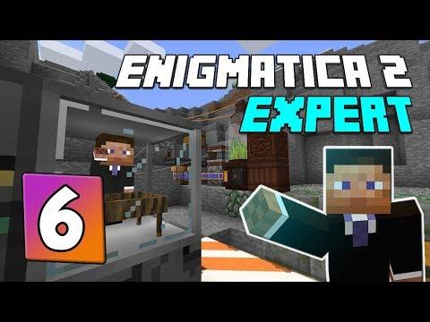 Enigmatica 2: Expert Mode - EP 34 | Cloche & Fertilizer