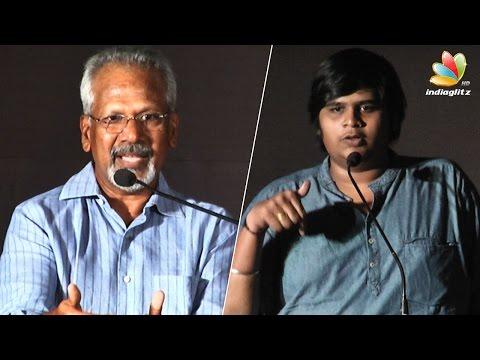 Veenai-S-Balachander-made-films-like-Karthick-Subburaj-in-60s--Mani-Rathanam-Speech