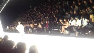 Fashion Week 2012 - Stephan Pelger Sara Nuru RUNWAY