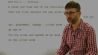 Screenwriting Structure: Formatting