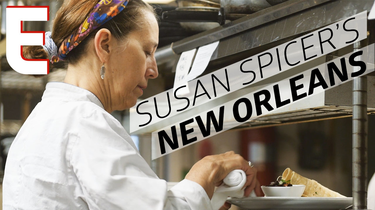 How New Orleans Shaped One Of Its Own Star Chefs — Southern Foodways Alliance thumbnail