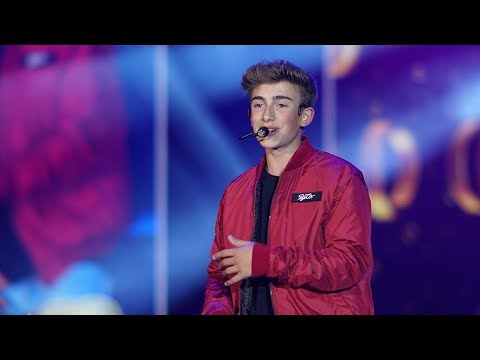 Johnny Orlando - Day And Night Live At Torwar Hall Arena