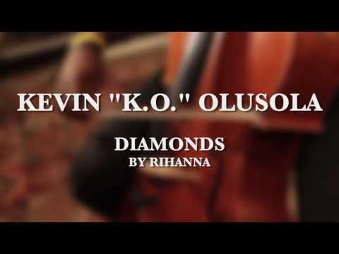 Diamonds (Rihanna KOver) - Live cellobox by Kevin
