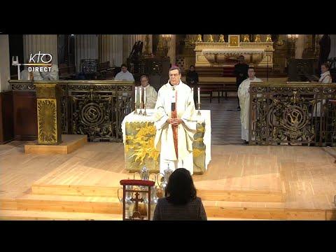 Messe chrismale du diocèse de Paris