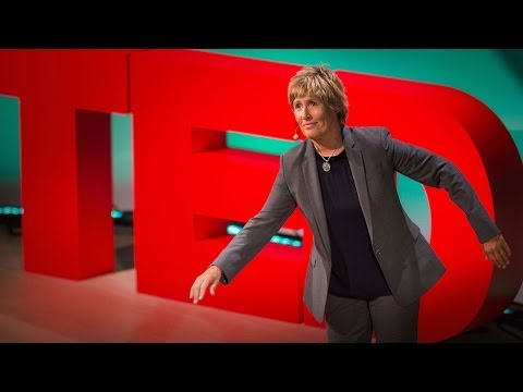 Never, ever give up | Diana Nyad