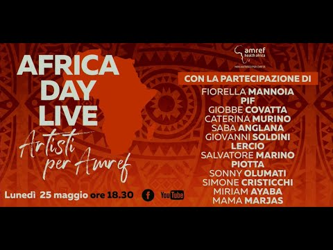 Artisti per l'Africa. Video e racconto dell'evento
