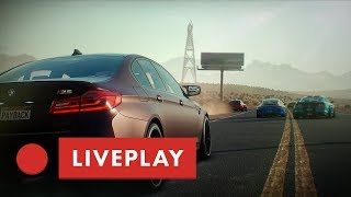 Závodíme v Need for Speed Payback 🔴 LIVEPLAY