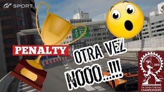 Gran Turismo Sport - Modo Sport | Manufacturer Series - Estoy gafado con las sanciones !!!