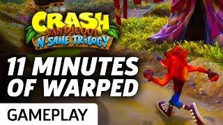 11 Minutes Of Crash Bandicoot: N-Sane Trilogy Gameplay