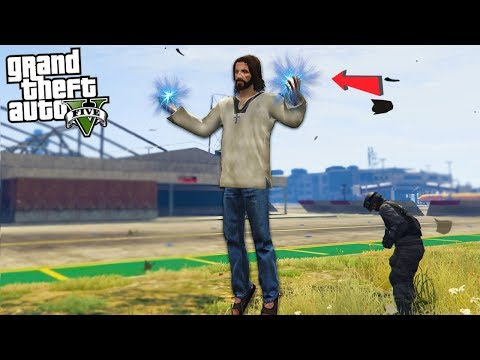 THE JESUS MOD - GTA 5 Mods