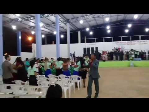 Eliezer silva e elieton jhonson    congresso Atalaia do Norte