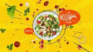 Tasty Menu Presentation After Effects Template