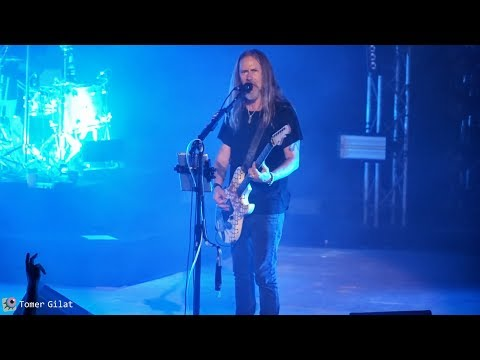 Alice in Chains - Heaven beside you - live in Israel