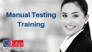 Manual Testing Online Training | Manual Testing Tutorial for Beginners