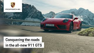 The new 911 Carrera GTS: More of What You Love
