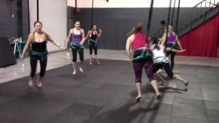 Bungee Dance Fitness Classes!