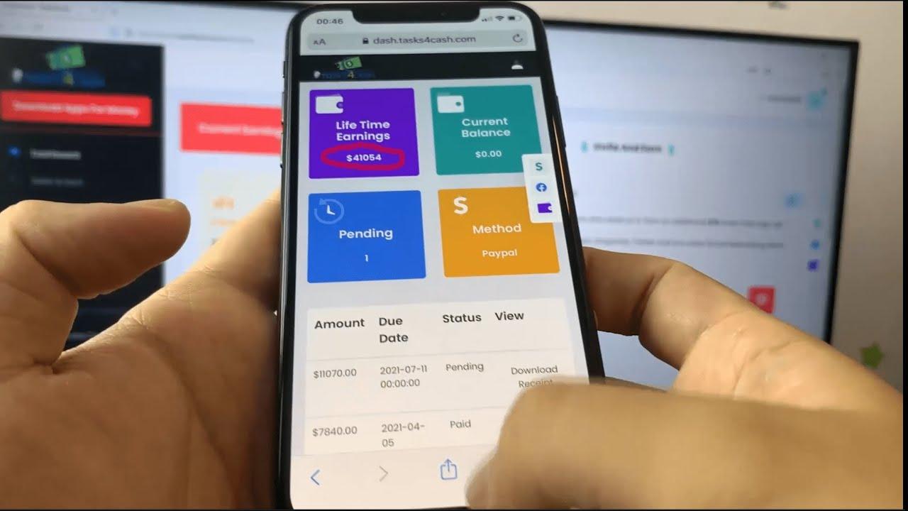 Make $500 each day downloading apps (Earn money Online 2021) thumbnail