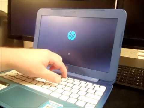 HP Laptop Full Factory RESTORE e2 14 17 Folio G1 G2 1020 840 550 15T 17T 15z reinstall Windows reset