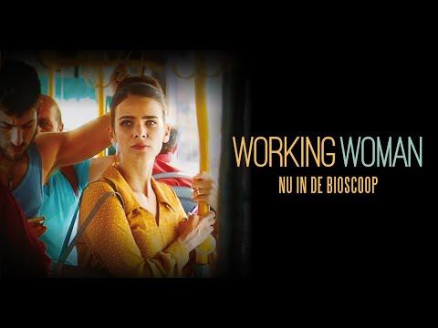 אישה עובדת