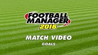 Football Manager 2016 video