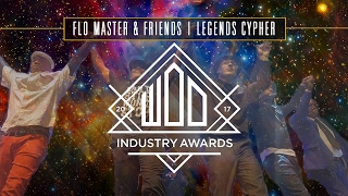 Flo Master & Friends - Legends Cypher   World of Dance Industry Awards 2017   #FrontRow