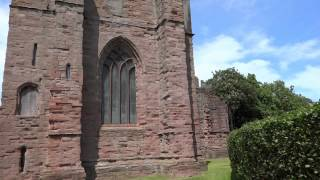 Scotland's Arbroath Abbey - where it was signed....