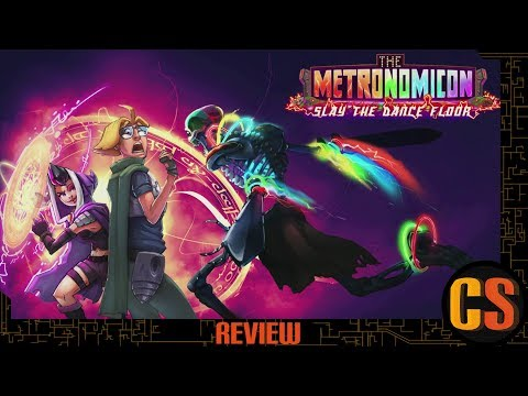 THE METRONOMICON: SLAY THE DANCE FLOOR - PS4 REVIEW