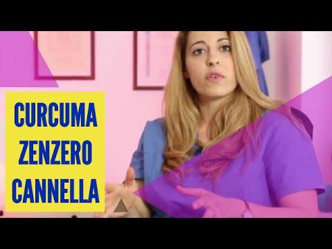*** CURCUMA / ZENZERO / CANNELLA *** Proprietà  / Uso / Benefici di CURCUMA / ZENZERO / CANNELLA