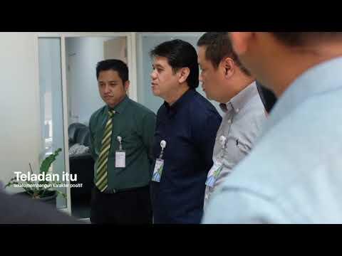 Kegiatan Internalisasi Budaya Teladan BPJS Ketenagakerjaan Semarang Majapahit