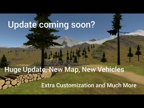 Offroad Outlaws New Update Coming Soon? New Map And Rat Rod Confirmed.