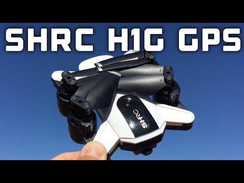 SHRC H1G 1080P 5G WiFi FPV GPS Quadcopter RTF