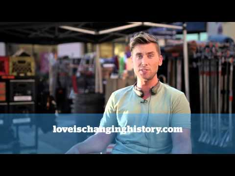 Love is Changing History - Lance Bass Intro