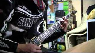 Stryper / The Way(Guitar Cover)
