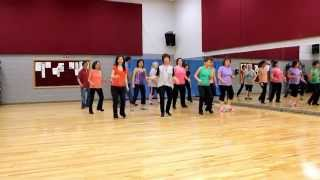 Meat And Potato Man - Line Dance (Dance & Teach in English & 中文)