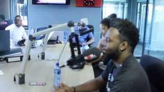 Azania Profiles Dwele on POWER FM 98.7