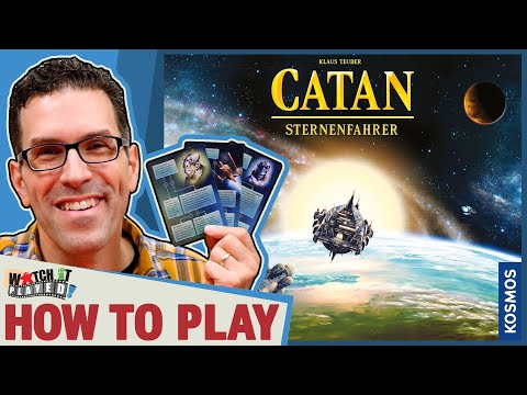 Catan: Starfarers - How To Play