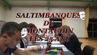 Saltimbanques de Montaudin, les 25 ans épisode 1 : Lecture et distribution