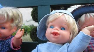 Süßes Kullertränchen, Puppe von Mattel aus den 70er REVIEW Kult